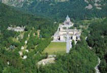 Sacro Monte di Oropa, in der Gemeinde Biella