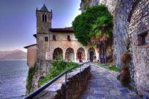 Ermitage de Santa Caterina del Sasso