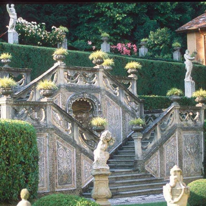 Giardino di villa sommi pecinardi olgiate molgora lecco for Giardino lecco
